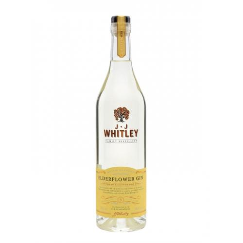 JJ Whitley Elderflower Gin - 70cl 38.6%