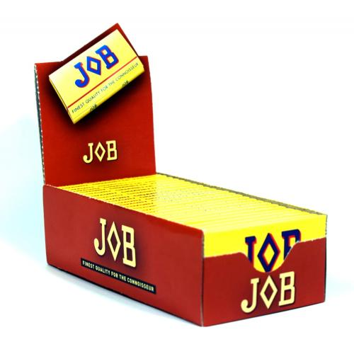 Job Luxury Doubles Rolling Papers 25 Packs