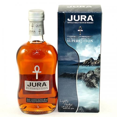 Isle of Jura Superstition Whisky - 35cl 43%