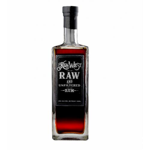 Aged Key West Raw & Unfiltered Rum - 40% 75cl