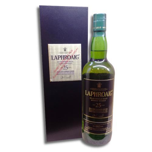 Laphroaig 25 Year Old 70cl