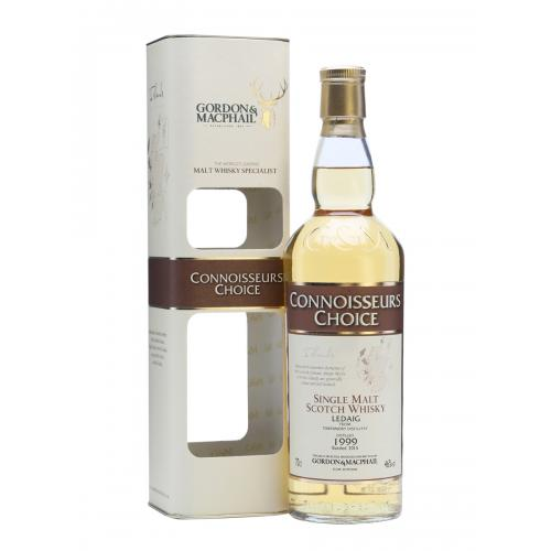 Ledaig 1999 Connoisseurs Choice Single Malt Scotch Whisky - 70cl 46%