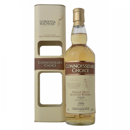 Ledaig 1999 Connoisseurs Choice - 70cl 46%