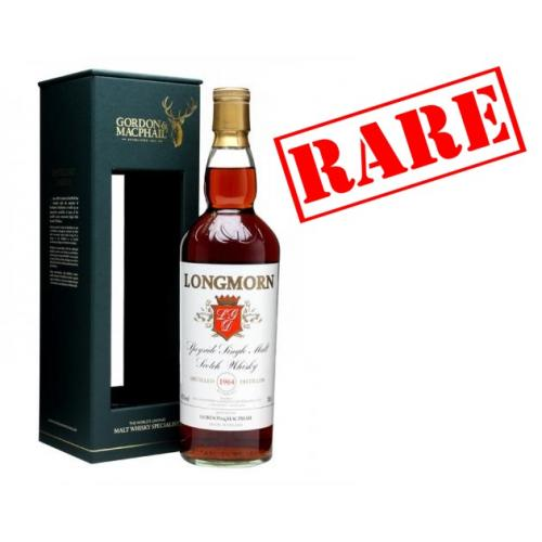 Longmorn 1964 (Gordon & Macphail) Single Malt Scotch Whisky - 70cl 43%