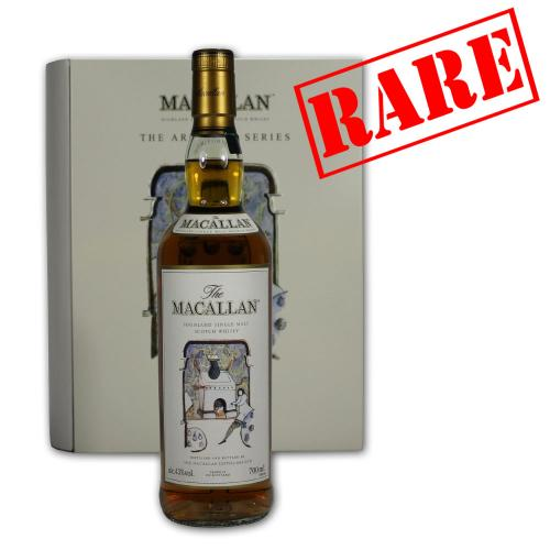 Macallan The Archival Series - Folio 1 Whisky - 70cl 43%