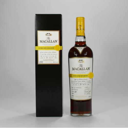 Macallan Easter Elchies 2012 Cask Edition Single Malt Scotch Whisky - 70cl 57.2%
