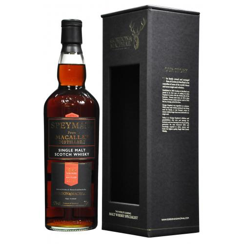 Speymalt From Macallan 1966 Whisky (Bottled 2014) 70cl 43%