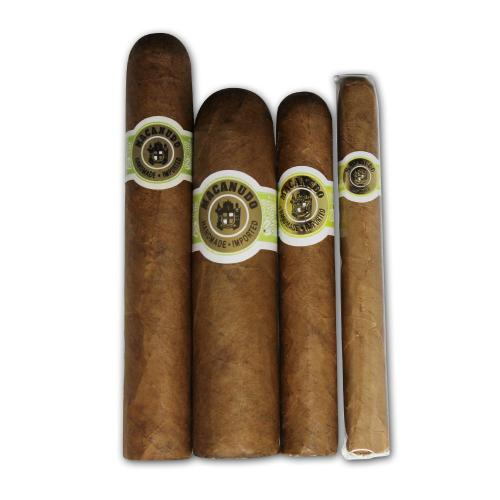 Macanudo Classic Selection Sampler - 4 Cigars