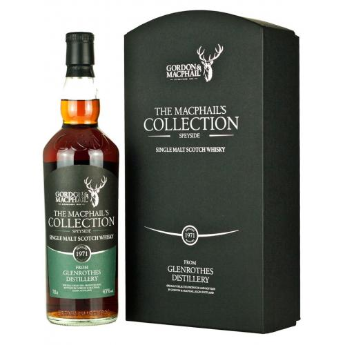 Glenrothes 1971 Macphails Collection - 70cl 43%