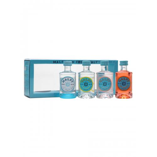 Malfy Gin Miniature 4x5cl Gift Set
