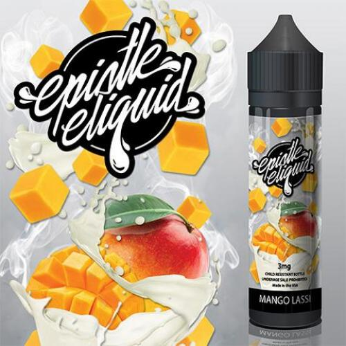 Epistle Mango Lassi Vape E-Liquid 50ml 0mg