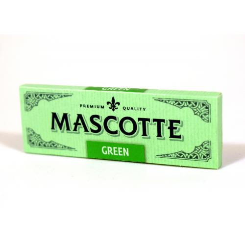 Mascotte Green Rolling Papers 1 pack