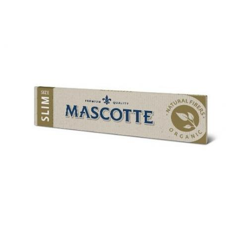 Mascotte Organic Slim Kingsize Rolling Papers 1 pack