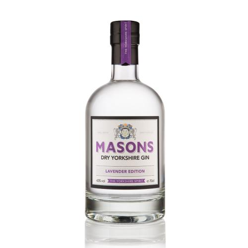Masons Dry Yorkshire Lavender Edition Gin - 70cl 42%