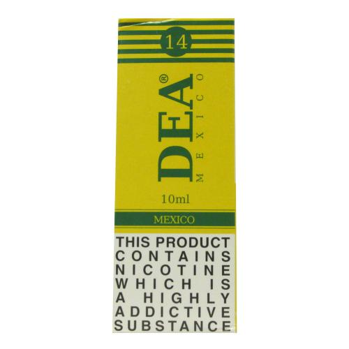 DEA Mexico Vape E- Liquid 3 x 10ml 14mg