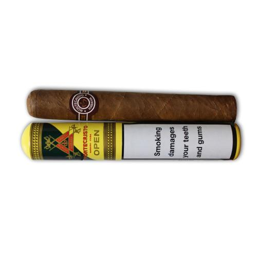Montecristo Open J Tubed Cigar - 1 Single