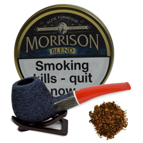 Turmeaus Morrison Blend Pipe Tobacco 50g Tin