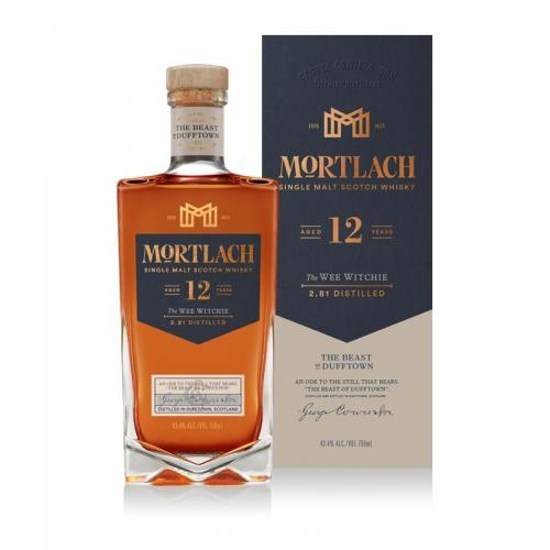 Mortlach 12 Year Old Wee Witchie - 70cl 43.4%