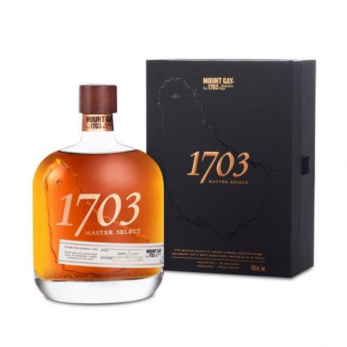 Mount Gay 1703 Master Select Rum - 70cl 43%