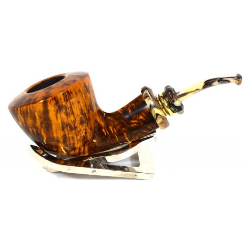 Neerup Structure Series gr2 Smooth Bent 9mm Filter Fishtail Pipe (NEER19)