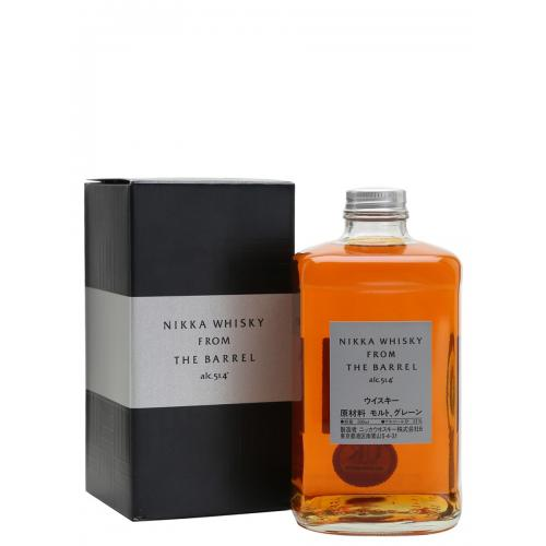 JANUARY SALE - Nikka From The Barrel Japanese Whisky - 50cl 51.4%