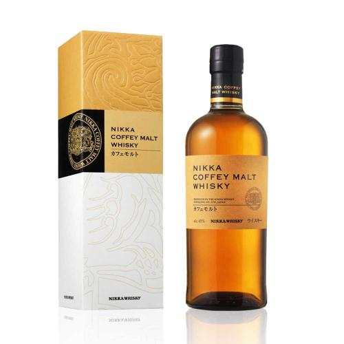 Nikka Coffey Malt Japanese Whisky - 45% 70cl
