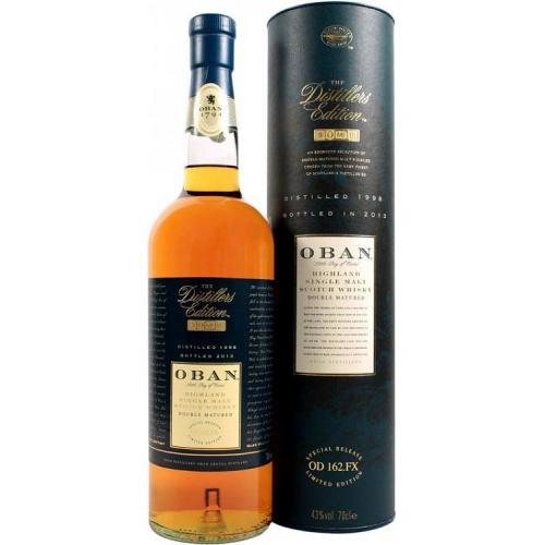 Oban Distillers Edition Single Malt Scotch Whisky - 70cl 43%