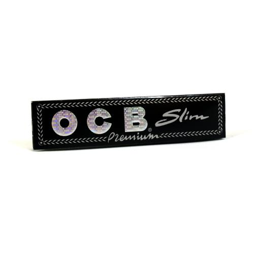 OCB Premium Slim King Size Rolling Papers 1 Pack