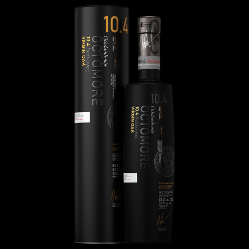 Bruichladdich Octomore 10.4 - 63.5% 70cl