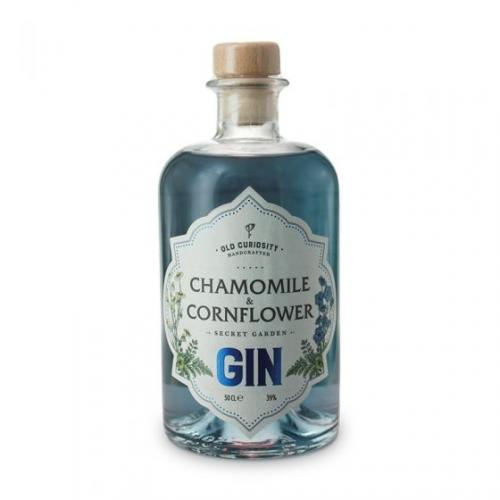 Old Curiosity Chamomile & Cornflower Gin - 50cl 39%