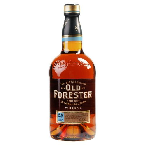 Old Forester Kentucky Straight Bourbon - 43% 70cl
