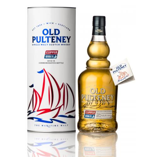 Old Pulteney Clipper Race 13/14 - 70cl 40%