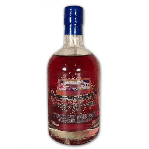 Old Skool Gin Turkish Delight Liqueur - 50cl 18%