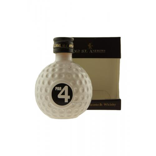 Old St Andrews Miniature Par 4 Golf Ball