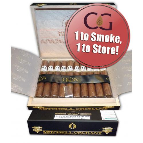 LIMITED SAMPLER - 1 and 1 Oliva Skinny - 2 Boxes of 10