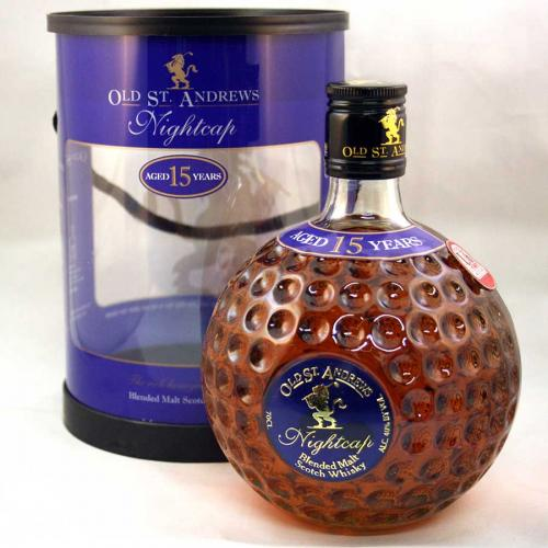 Old St Andrews Nightcap - 70cl 40%