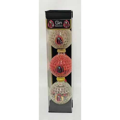 OSA Pink 47 London Dry Gin - 3x5cl Tasting Pack