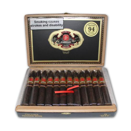 E.P Carrillo Seleccion Oscuro Piramides Cigar - Box of 24