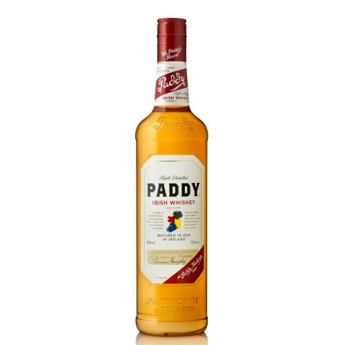 Paddy Irish Whisky - 70cl 40%