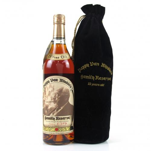 Pappy Van Winkles 23 Year Old Family Reserve Kentucky Straight Bourbon - 75cl 47