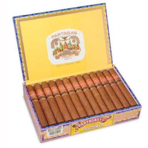 Partagas Coronas Gorda Anejados CigarBox of 25