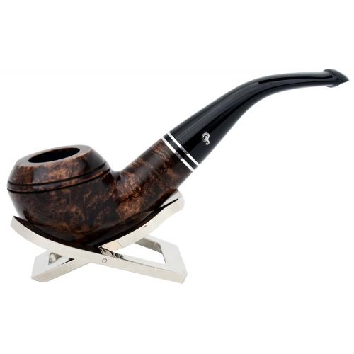 Peterson Dublin 9mm Filter 999 Smooth P Lip Pipe (PE786)