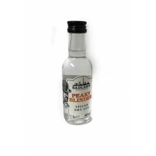 Peaky Blinders Dry Spiced Gin Miniature - 5cl 40%