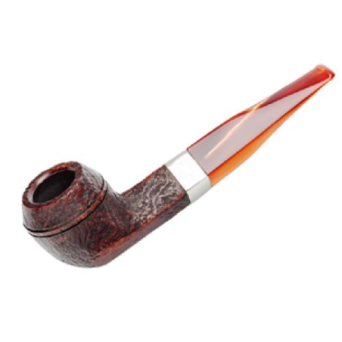 Peterson 2017 Summertime Rustic Straight 150 Fishtail 9mm Filter pipe (1079)