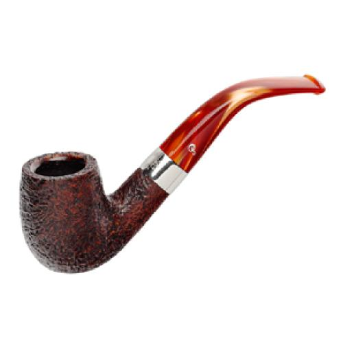 Peterson 2017 Summertime Rustic Bent 069 Fishtail 9mm Filter pipe (1071)