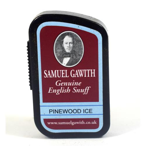 Samuel Gawith Genuine English Snuff 10g - Pinewood Ice