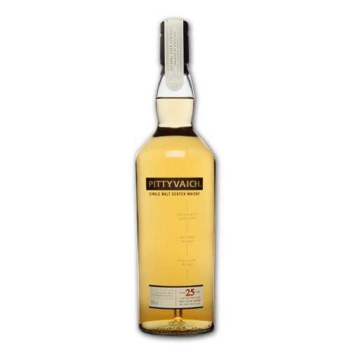 Pittyvaich 25 Year Old 1989 Scotch Whisky - 70cl 49.9%