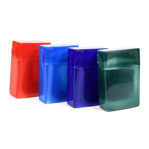 Plastic Flip Top Cigarette Box - Lucky Dip Colour