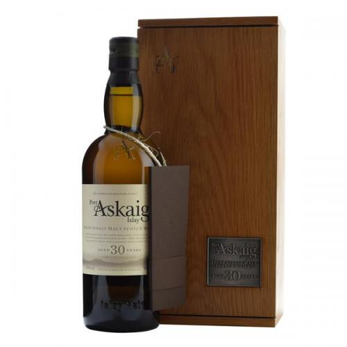 Port Askaig 30 Year Old Single Malt Scotch Whisky - 70cl 45.8%