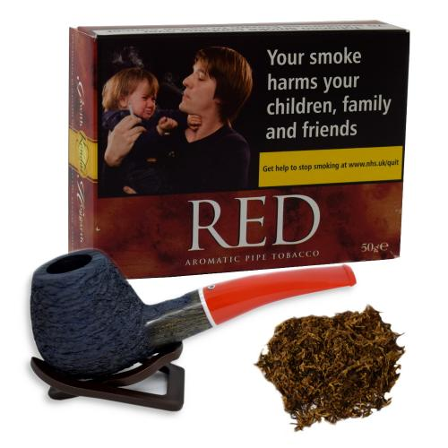 Kendal Red Pipe Tobacco 50g (Tin)
